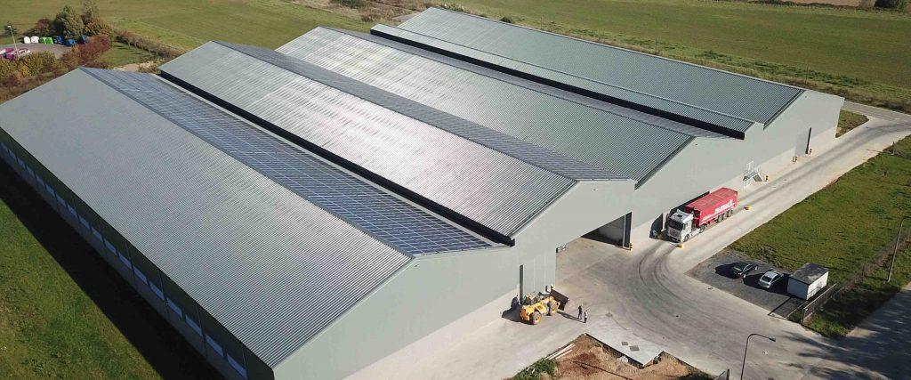 Agro gebouwen Beaverconstruct West-Vlaanderen