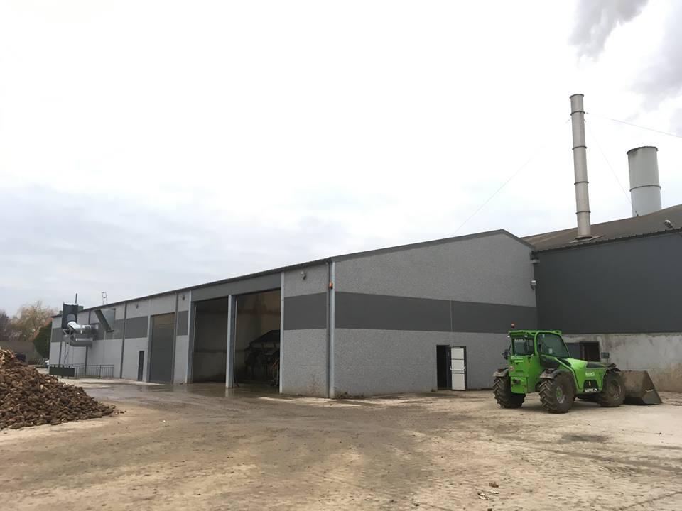 Beaver Construct bouwt al je hangars en loodsen voor agro en industrie